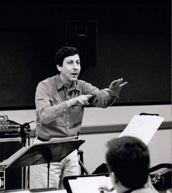 James Conducting