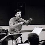 James Conducting